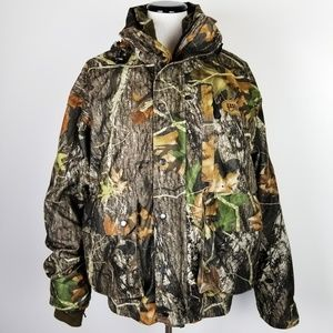 BEAR CREEK OUTFITTERS Reversible 3 pc Camo Jacket